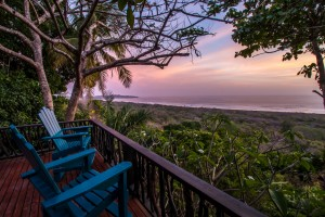Best Ocean View Property for Sale in Nosara, 2 Minute Drive from Surf in E Section. This listing is for two lots, buy them together, and sell of one, have an ocean view family house for only $750,000.